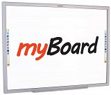 "Tablica interaktywna  myBoard 84"" S"