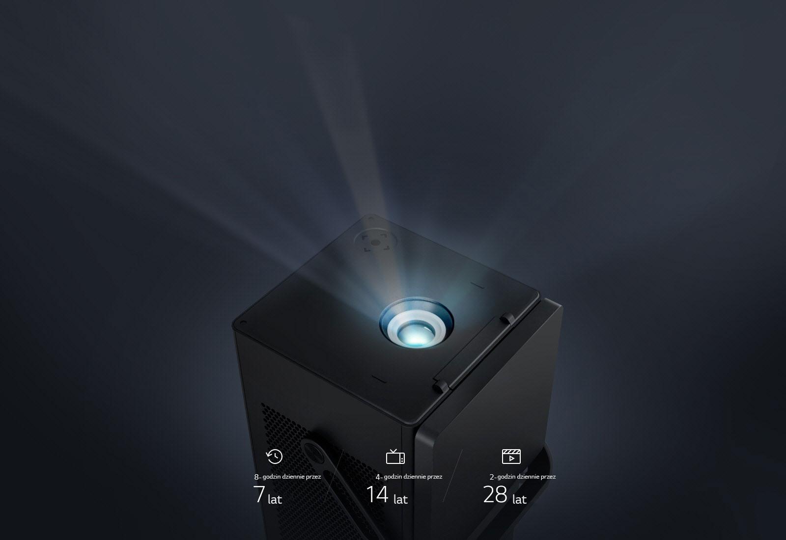 Projektor Lg Hu80ks Projektory Ekrany Tablice Interaktywne Sklep Projektor Pl