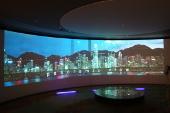 Gary Li projektant systemów audiowizualnych wykorzystuje ekran Goo dla klientów w Azji