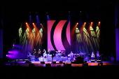 Ekran Goo na trasie koncertowej, amerykańskiej grupy rockowej Steely Dan